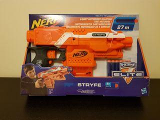 Pistola Nerf Elite stryfe totalmente nueva