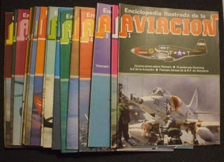 18 Fasciculos de la aviacion