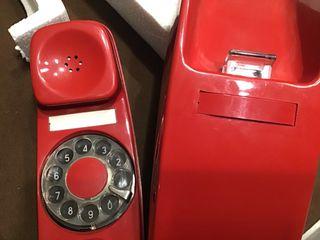 ANTIGUO TELEFONO. MODELO GONDOLA.