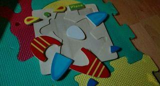 Puzzle avión