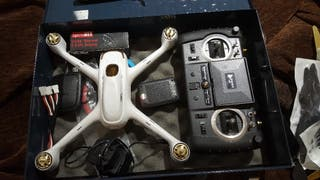 drone hubsan h501s profesional