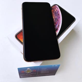 IPHONE XS 64GB ORO ORIGINAL FACTURA GARANTÍA