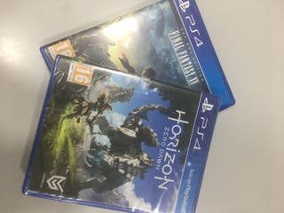 Pack videojuegos PS4 Final Fantasy y Horizon