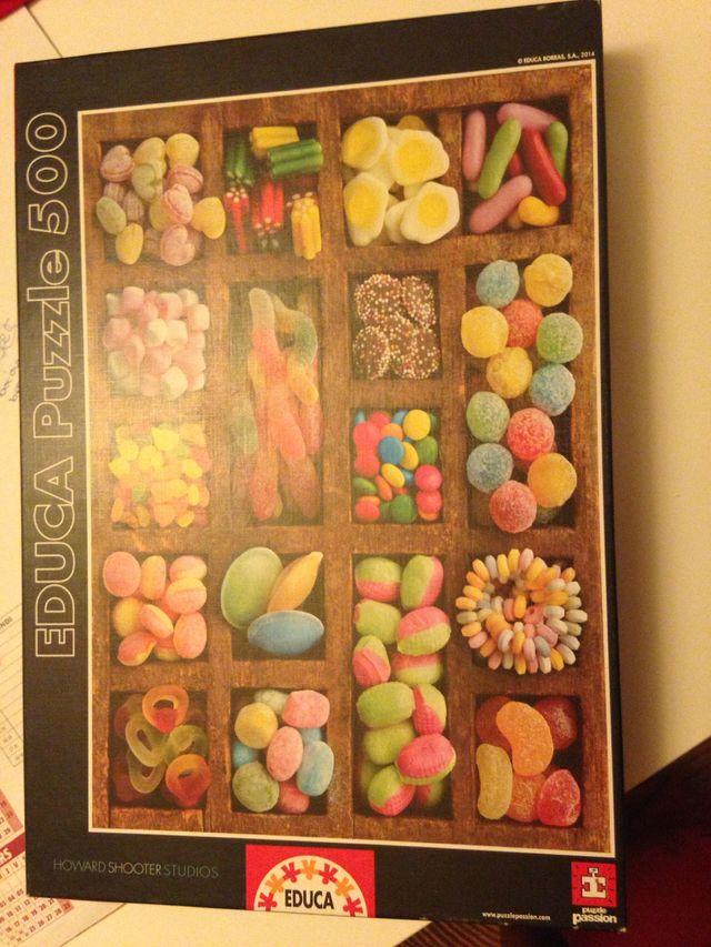 Educa Puzzle 500