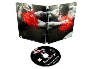 Steelbook + Soundtrack: Tekken 7