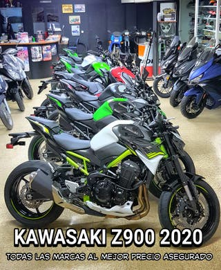 2020 KAWASAKI Z900/E MEJORES OFERTAS ASEGURADAS