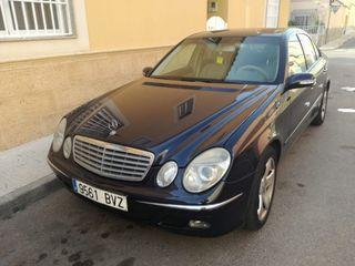 Mercedes-Benz Clase E 2002