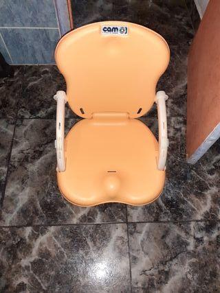 silla ducha para niños