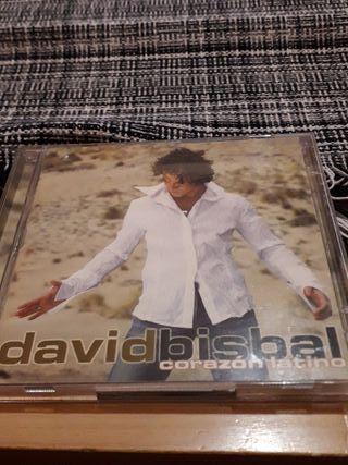 cd david bisbal(corazón latino)