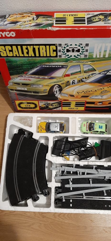 Scalextric Kit Car Rally