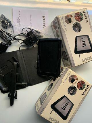 "Pantallas multimedia tablet Vieta 7"""