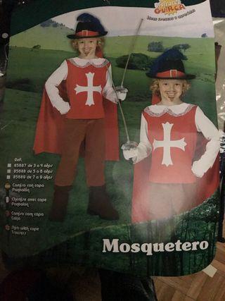 Disfraz Mosquetero