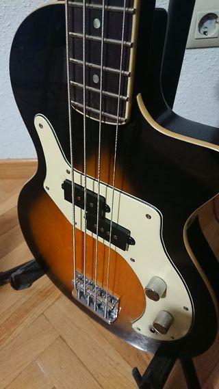 Bajo Eléctrico Orange O Bass