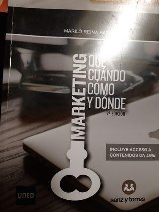 Introducción marketing UNED