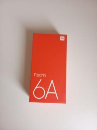 Redmi 6A, seminuevo, 16GB, ofertón