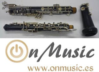 Oboe Buffet 4052 Semiautomático en muy buen estado