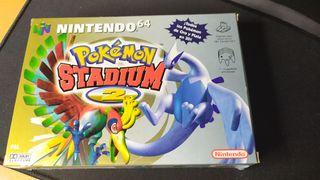 Pokemon Stadium 2 para la N64