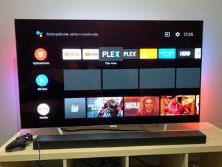 Smart TV Oled 55 con Android y Garantía
