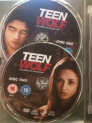 Teen Wolf DVD Season 1 & 2