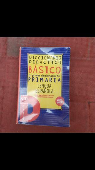 Diccionario básico primaria SM