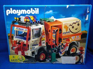 Playmobil Camión del Paris Dakar REF 4420