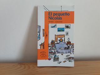 Libro infantil El Pequeño Nicolás