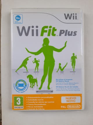 Wii Fit Plus ¡ENVIO GRATIS!