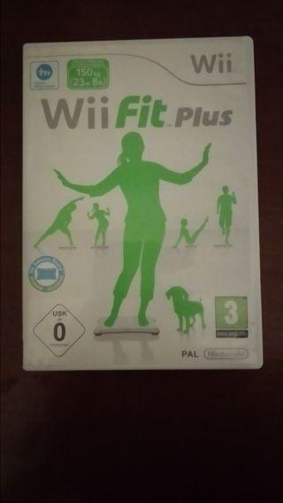 vendo Wii fit plus