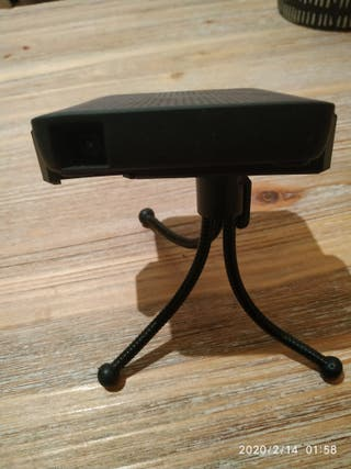 mini proyector Dlp Conexión inalámbrica con Móvil