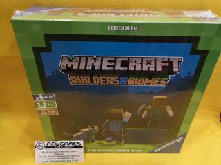 Juego de mesa Minecraft