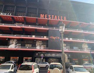 Restaurante en traspaso en Mestalla en Valencia