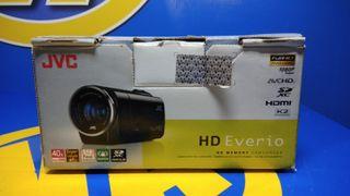 Video Cámara JVC hd Everio Full HD - Konica Minolt
