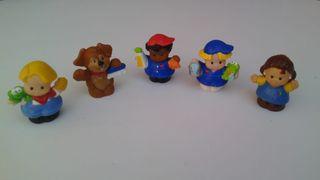 Juguete / juguetes muñeco / muñecos Little People