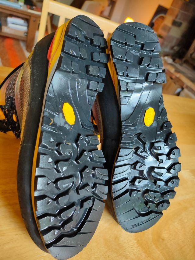 chaussures haute montagne la Sportiva trango cube