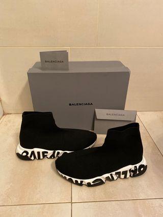 Balenciaga speed racer sneakers