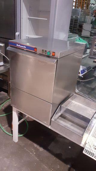 lavaplatos lavavajilla industrial bar restaurante