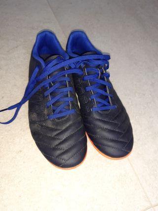 zapatillas fútbol con tacos