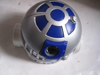 Reloj Cola cao Star wars R2D2 con luz Colacao