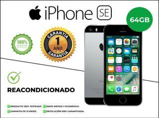 iPhone SE 64GB Reacondicionado