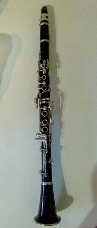 Clarinete francés SML Lemaire antiguo