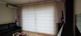 Estores cortinas