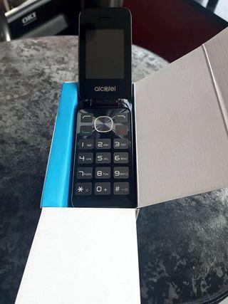 Telefono Alcatel de tapa LIBRE
