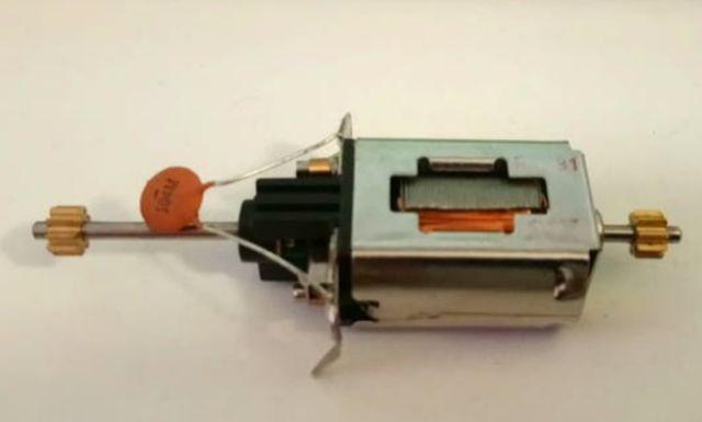 Motor RX-91 Scalextric 4x4