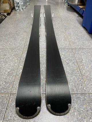 Esquis Salomon 2018 talla 155