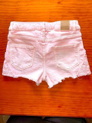 Pantalón corto Ninfa