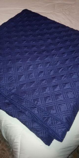 colcha para cama de hasta 2 metros