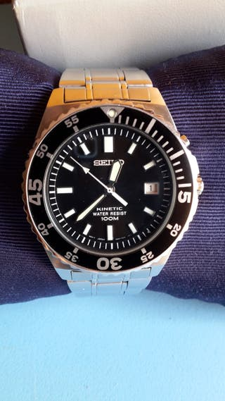 Reloj Seiko Kinetic 5m62