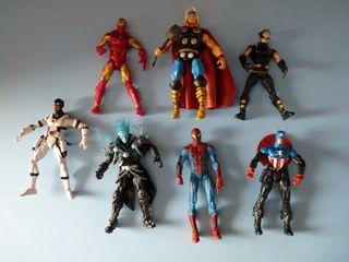 Figuras de Accion Marvel 1