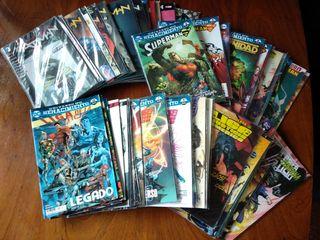 Lote de cómics DC / ECC