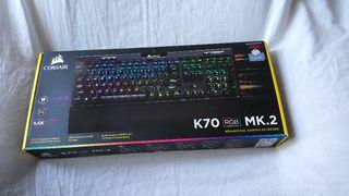 TECLADO CORSAIR K70 MK.2 RGB